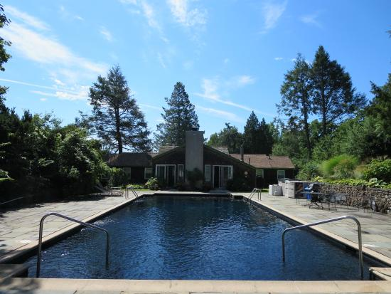 The Storm King Lodge: Beautiful pool
