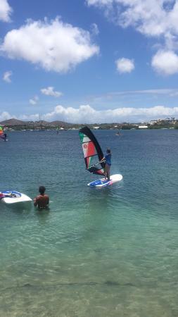 Windsurfing Curacao: photo1.jpg