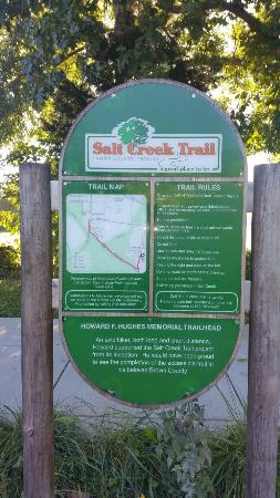 ‪Salt Creek Trail‬