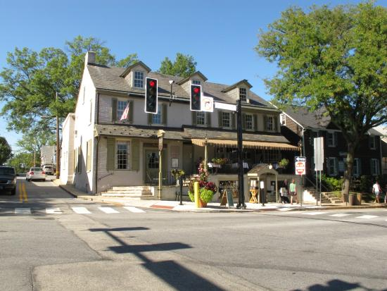 Restaurants Near Kennett Square Pa