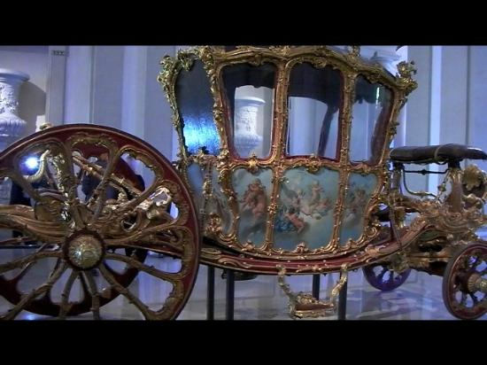 Marie antoinettes carriage picture of liechtenstein city palace liechtenstein city palace marie antoinettes carriage aloadofball Image collections