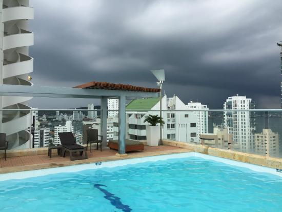 Hotel Capilla Del Mar Piso 22 Piscina