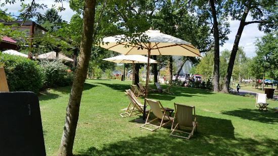 la terrasse du jardin photo de la terrasse du jardin paris tripadvisor. Black Bedroom Furniture Sets. Home Design Ideas