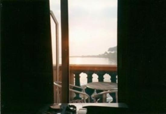 Baie Dorée Hotel : La vista dalla nostra suite