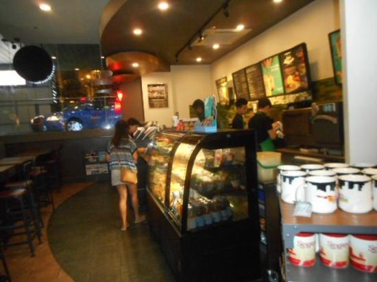 Starbucks singapore locations