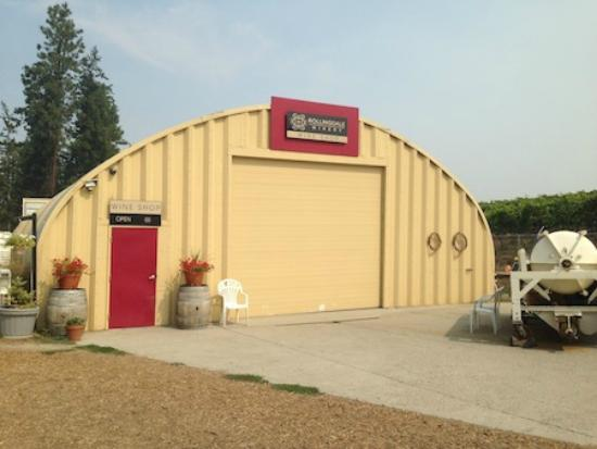 West Kelowna, Kanada: Wine Shop
