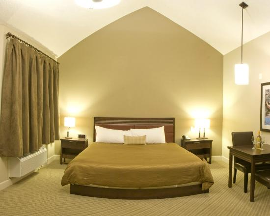 Old House Hotel & Spa: Studio, king bed