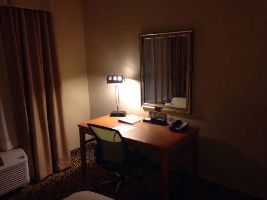 Hilton Garden Inn Cedar Falls: Business trip to Cedar Falls? Stay at the Hilton Garden Inn!