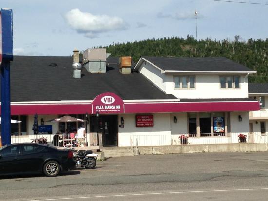 Schreiber, Kanada: Front Entrance