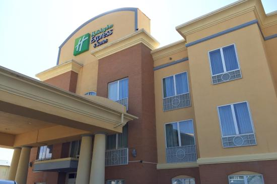 Holiday Inn Express Hotel & Suites Port Aransas / Beach Area: Front entrance