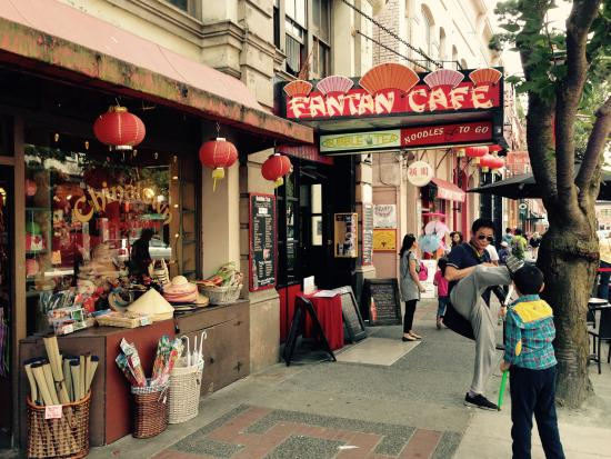 fan tan cafe review