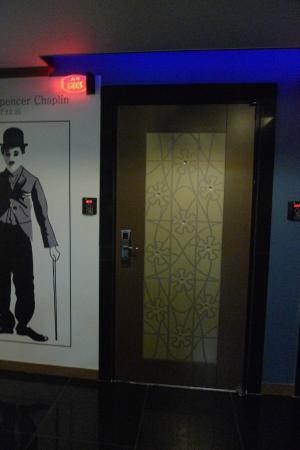 ForU Hotel: I found the hallway a little dark