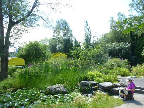 Rolling Landscape Picture Of Jardin Botanique Roger Van Den Hende