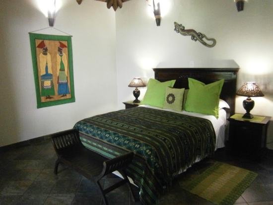 Lodge Afrique: Luxury Double Suite