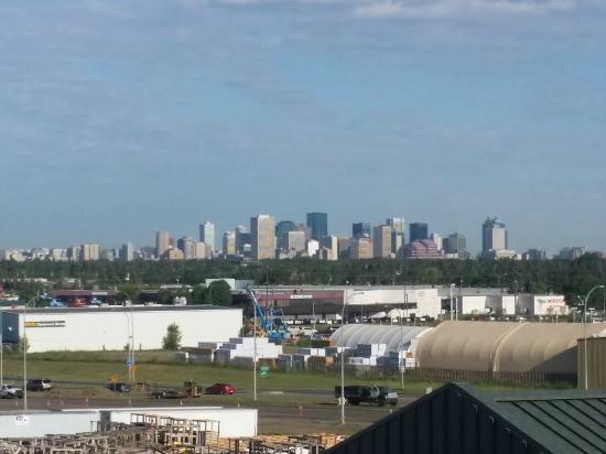 Downtown Edmonton