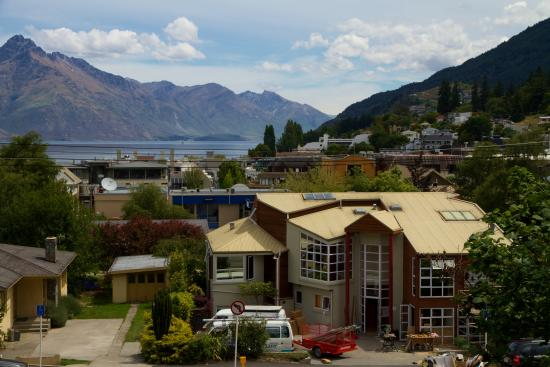 Haka Lodge Queenstown: Our central Queenstown location!