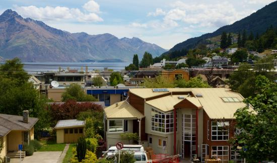 Haka Lodge Queenstown: Our awesome Queenstown location!