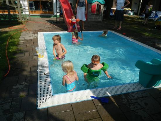 Waldhotel Bächlein: Kinderpool