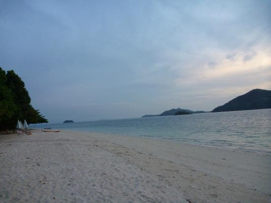 Rang Yai Island: Heerlijk strand en zee