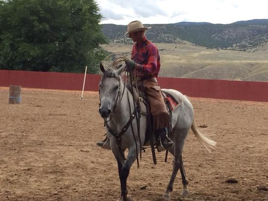 Antimony, Γιούτα: Cowboy