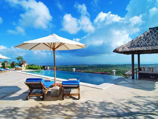 Villa Puri Balangan: Swimming Pool