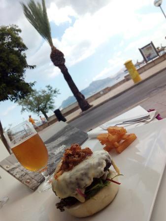 Restaurant argos fotograf a de restaurant argos port de - Restaurante argos ...