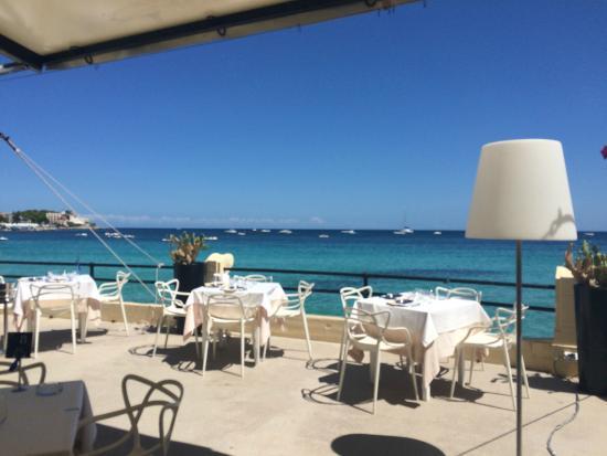 View - Picture of La Terrazza Sul Mare, Altavilla Milicia - TripAdvisor