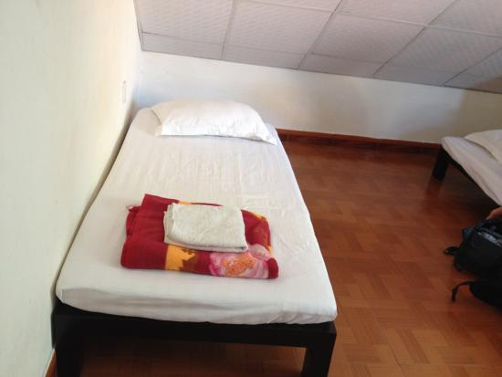 Memories Homestay : nice bed in the room