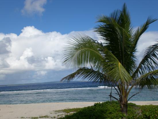 Tinian, Mariana Islands: ロングビーチも美しい