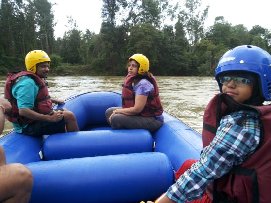 Coorg White Water Rafting