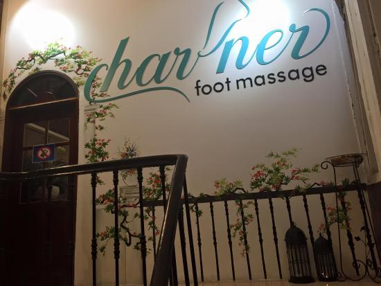 Charner Foot Massage