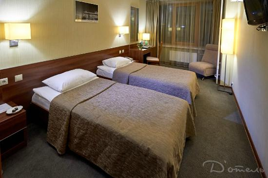 Design Hotel (D'Otel): Comfort twin room