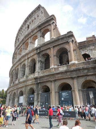 Italy With Us: The Colosseum