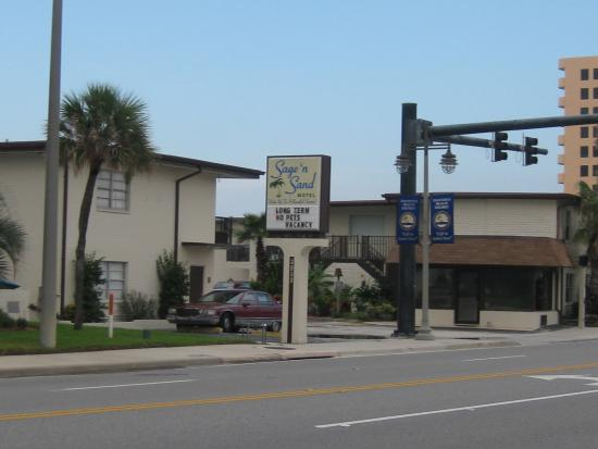 Sage N Sand Motel Reviews Daytona Beach Fl Tripadvisor