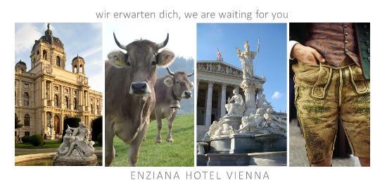 Enziana Hotel Vienna: Image Foto