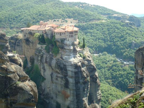 Meteora monastery - Picture of Meteora, Kastraki - TripAdvisor