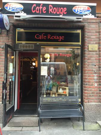 Cafe' Rouge