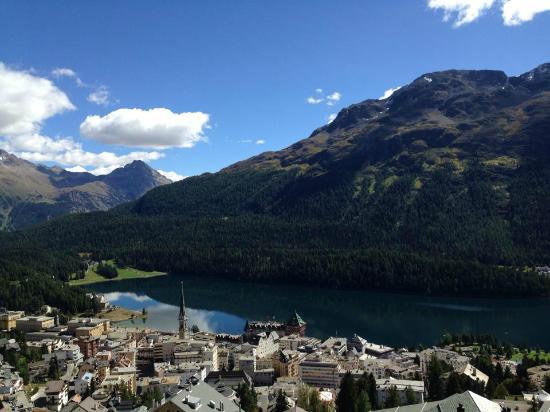 Hotel Salastrains: St.Moritz