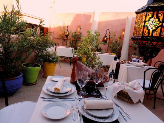 Riad Al Badia : La Table Al Badia