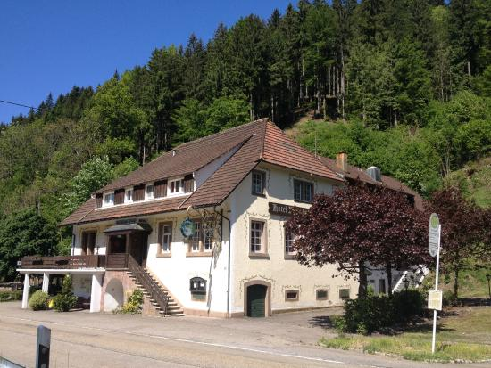 Bad Rippoldsau, Allemagne : THE HOTEL