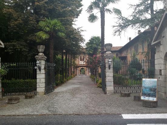 Villa Pagnoni Canonica D Adda