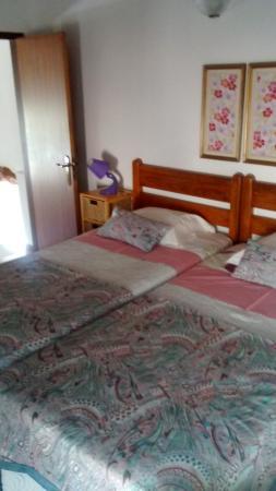 Quinta dos Caracois: Dormitorio