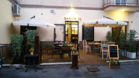 BANCO 36 Wine Bar & Restaurant