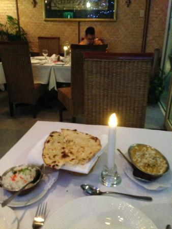 Indian Empire: Excellent Meal and Ambience