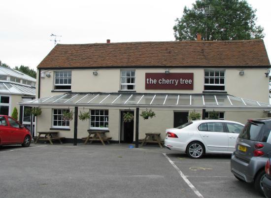 The Cherry Tree, Great Stambridge.