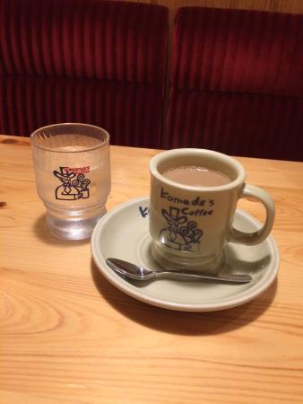 Komeda Coffee (Nagatsuda)