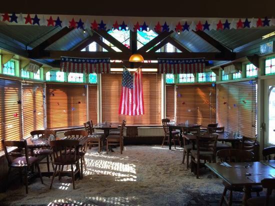 The Summerhouse: Taste of the states night