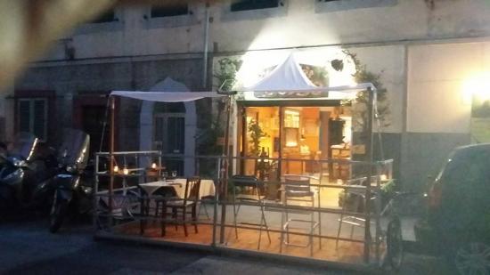 Osteria Caffe del Borgo: Fornitura diretta prodotti tipici