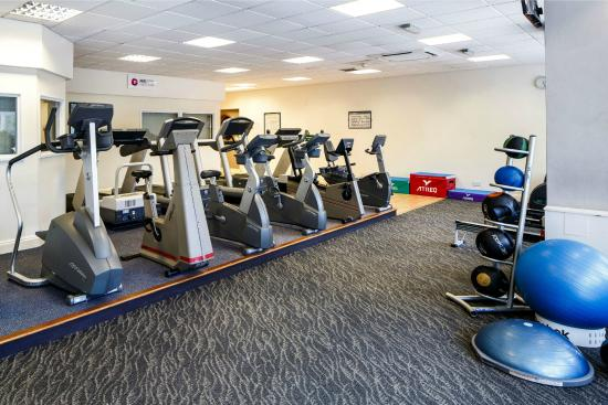 Mercure Maidstone Great Danes Hotel: Gym