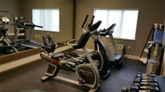 Best Western Inn & Suites: Maintain your fitness routine during your stay with us in our fitness center